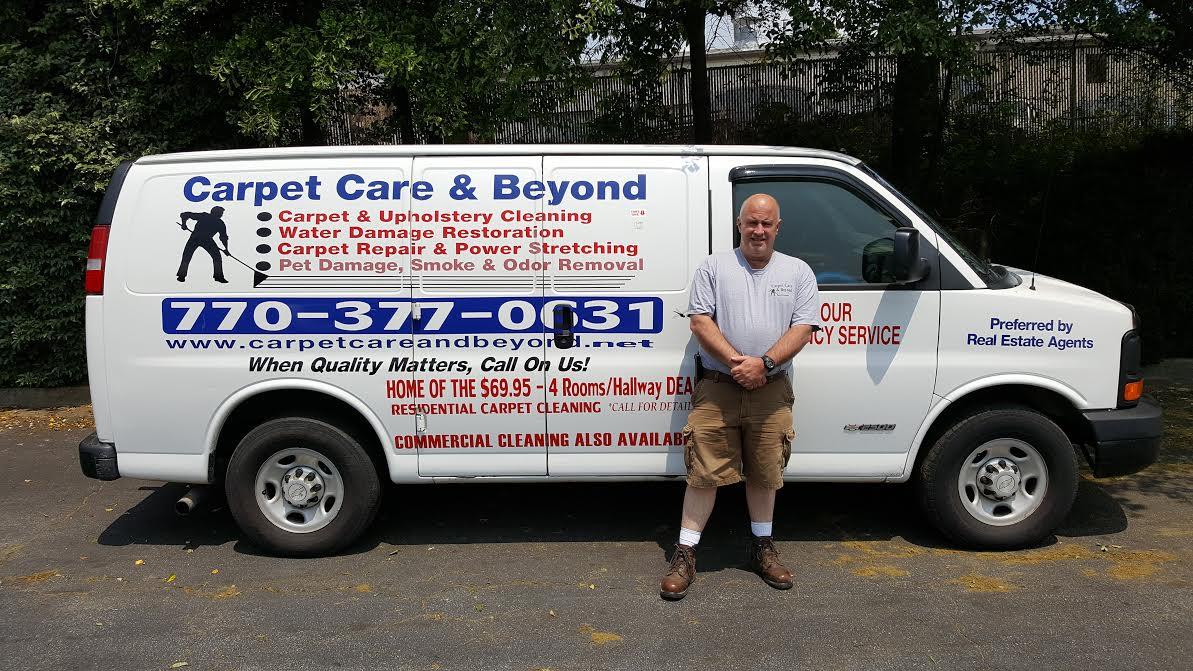 Greg 5 6 16 Carpet Care And Beyond