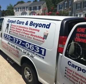 Water/Flood damage repair in Atlanta