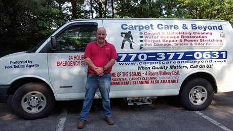 Atlanta residential carpet cleaners