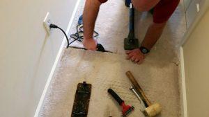 Atlanta carpet repair